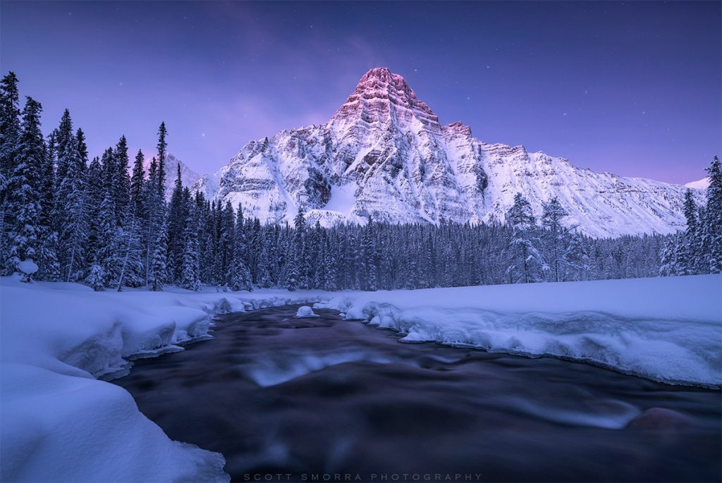 Canadian Rockies photograph by Scott Smorra