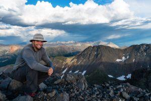 Bio pic of Matt Payne photographer